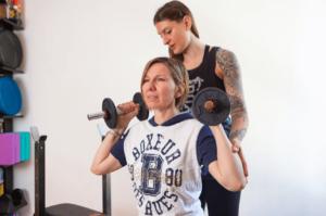 Allenamento pesi over40